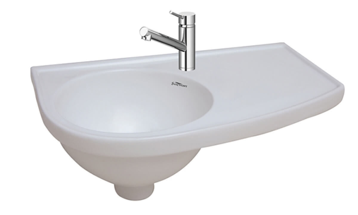Small floating basin