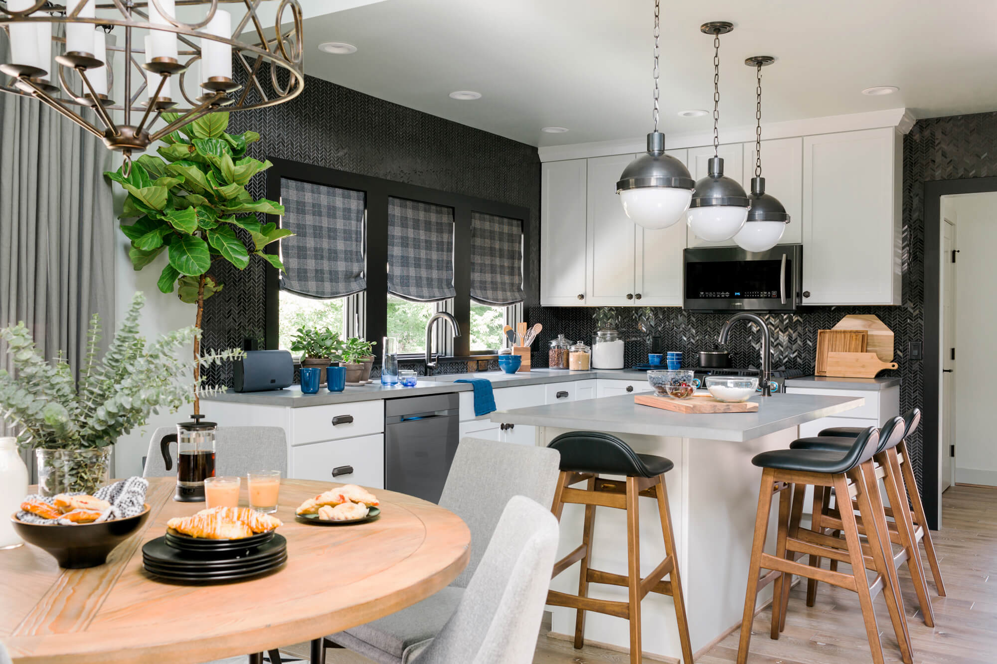 Contemporary Kitchen Designs: Elements To Add For The Transformation