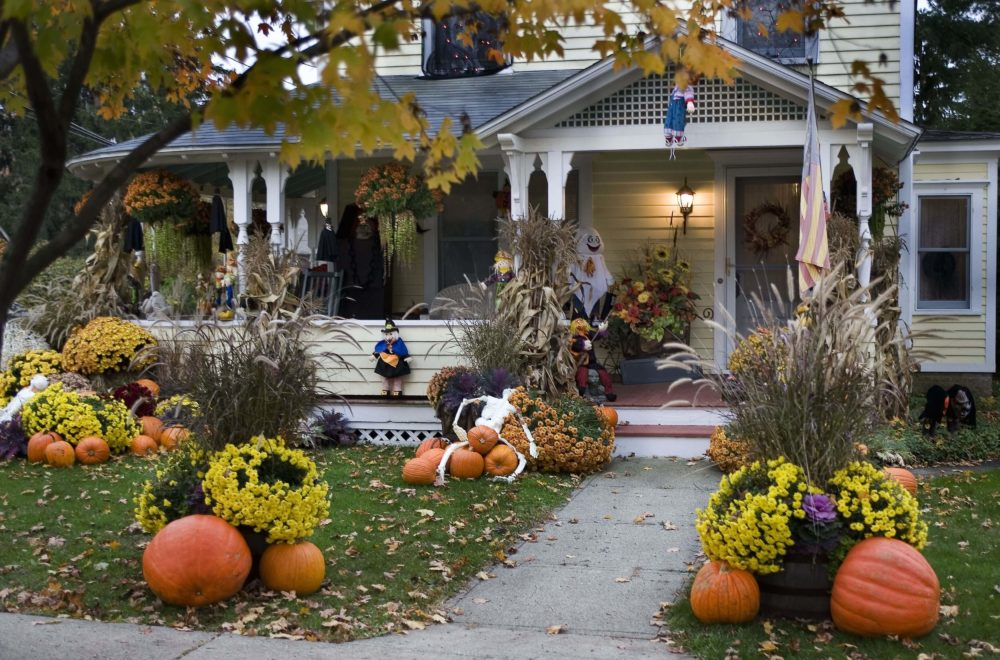 Some Of The Best Ways To Get Your Visitors Know That You Are Halloween Ready