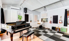 music room decor ideas