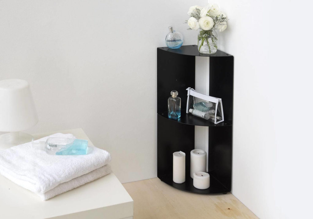 Your Bathroom Corner Shelf Idea is Just a Click Away