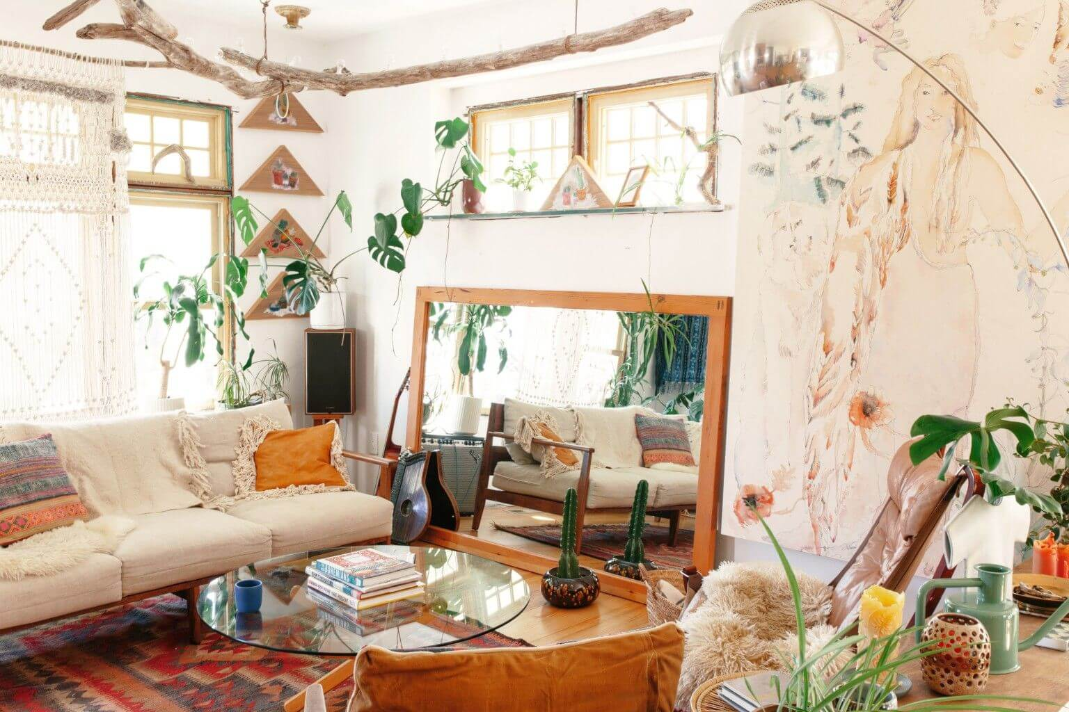 Tips to Pull-off Bohemian Interior Design With an Ease
