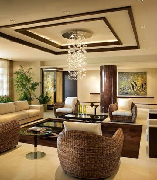 Multi Tray ceiling Design