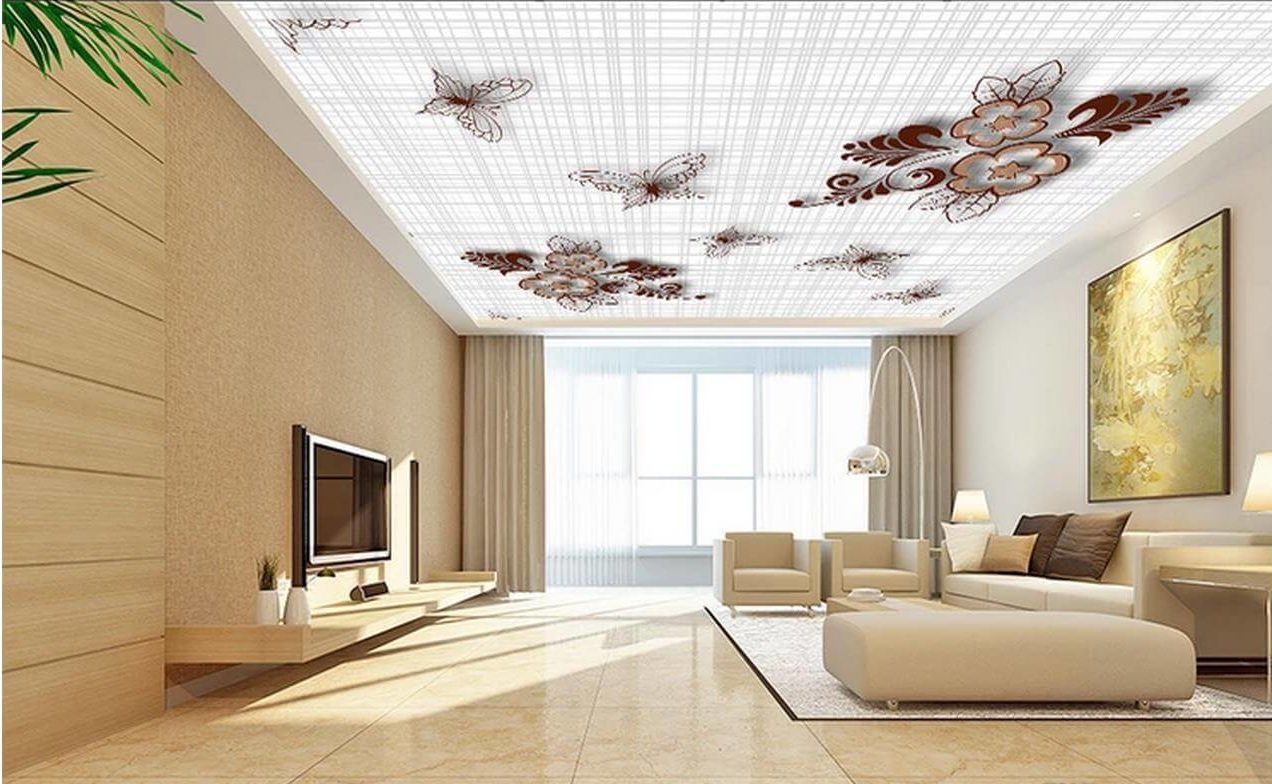 7 Stunning False Ceiling Design Ideas For a Beautiful Living Room