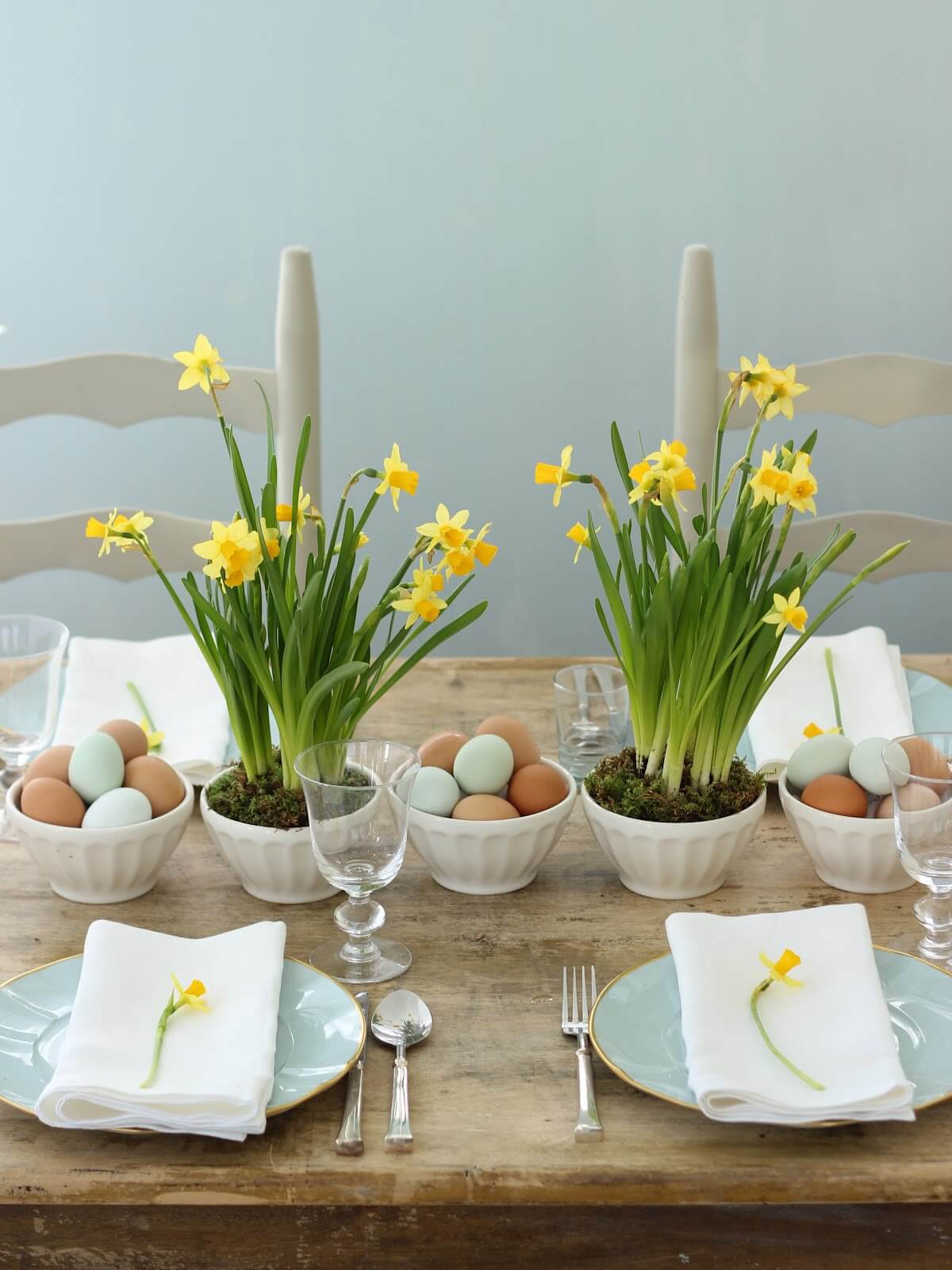 Gorgeous Easter Table Decor Ideas- A Visual Treat