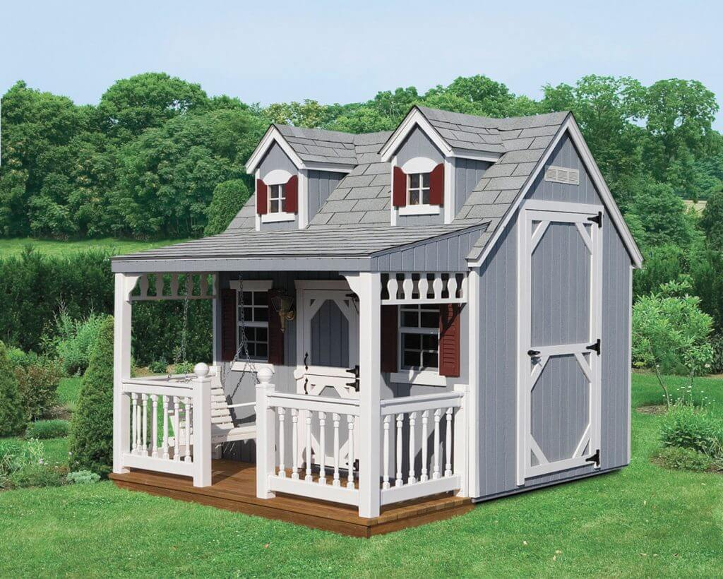 Learn How To Build a Playhouse In 7 Steps