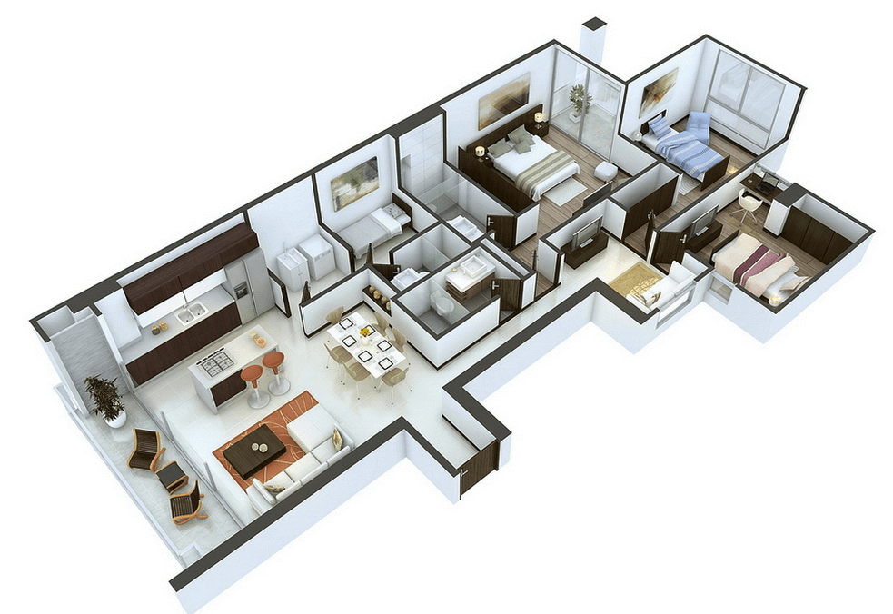 check out these phenomenal 3 bedroom house plans 3 bedroom house plans