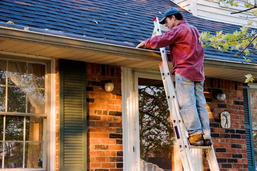 how to install gutters