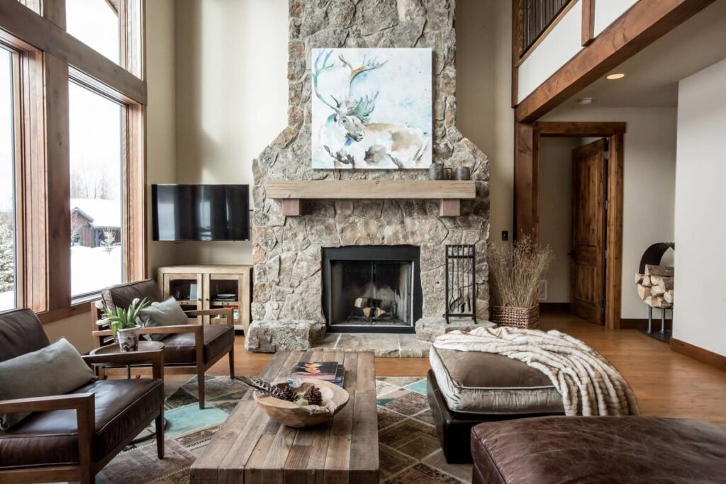 Rustic Interior Design Ideas For Your Home