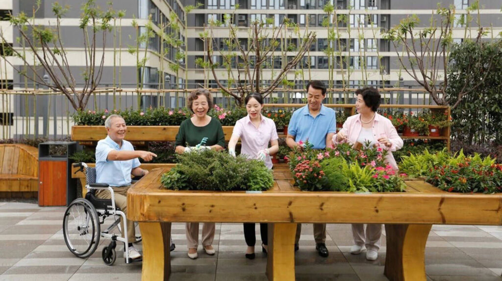Gardening is Easy for Seniors