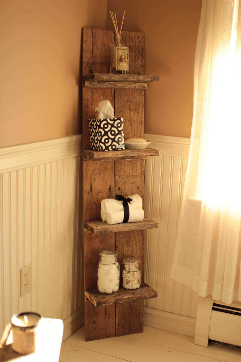 13 creative bathroom towel storage ideas (do-it-yourself