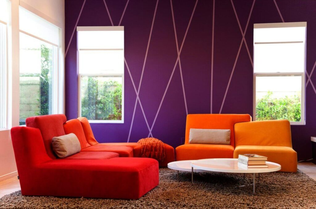 What Colors Go With Purple: Choose the Right Combination For Your House