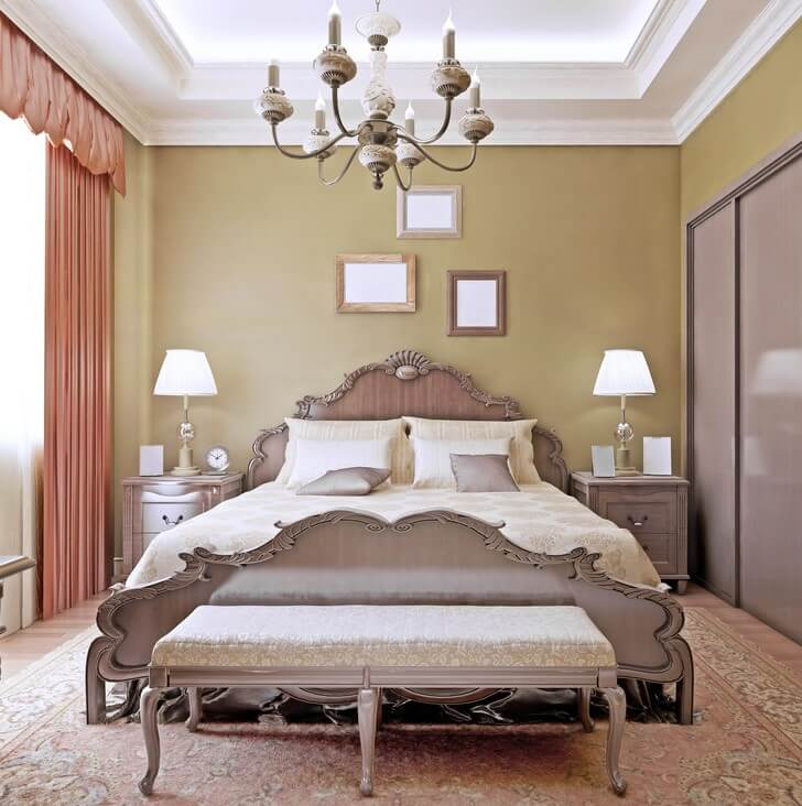 false ceiling design for bedroom