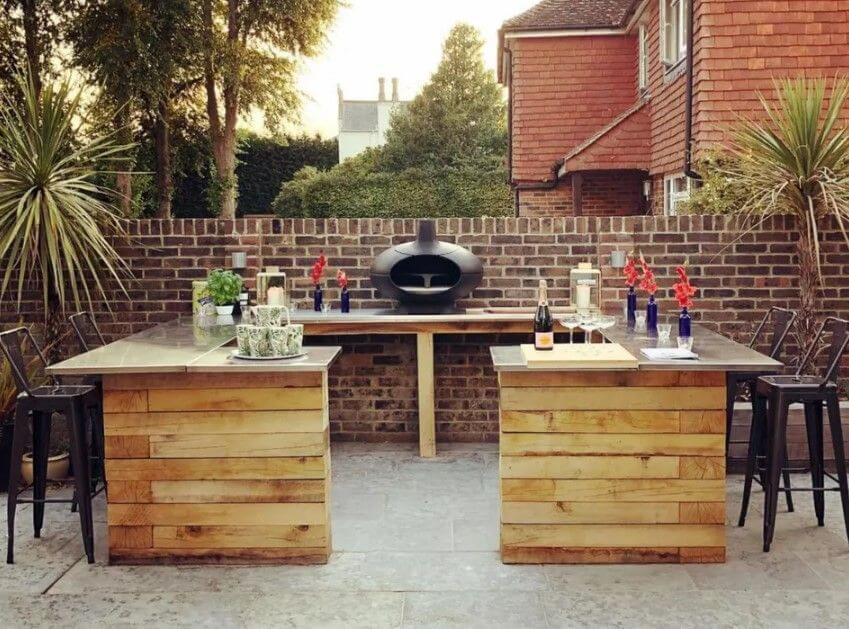 backyard bars