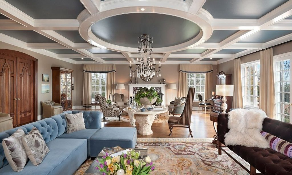 coffered ceiling ideas