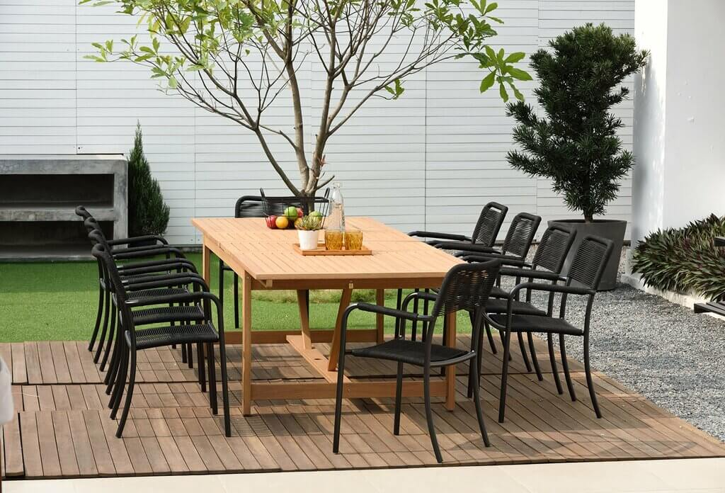 Best and Creative Outdoor Dining Table Ideas