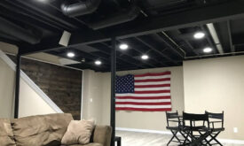 basement ceiling ideas