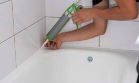Shower Silicone Sealant