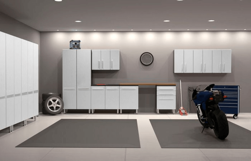 Garage Paint Ideas To Make The Perfect, Interior Garage Paint