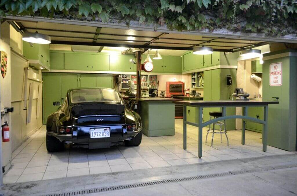 Garage Paint Ideas – The Ultimate Guide for Your Interiors & Exteriors