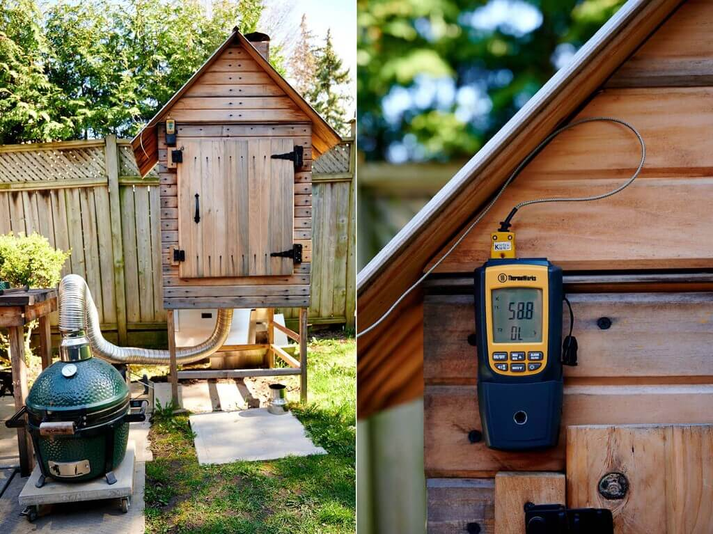 How To Build a Smokehouse?
