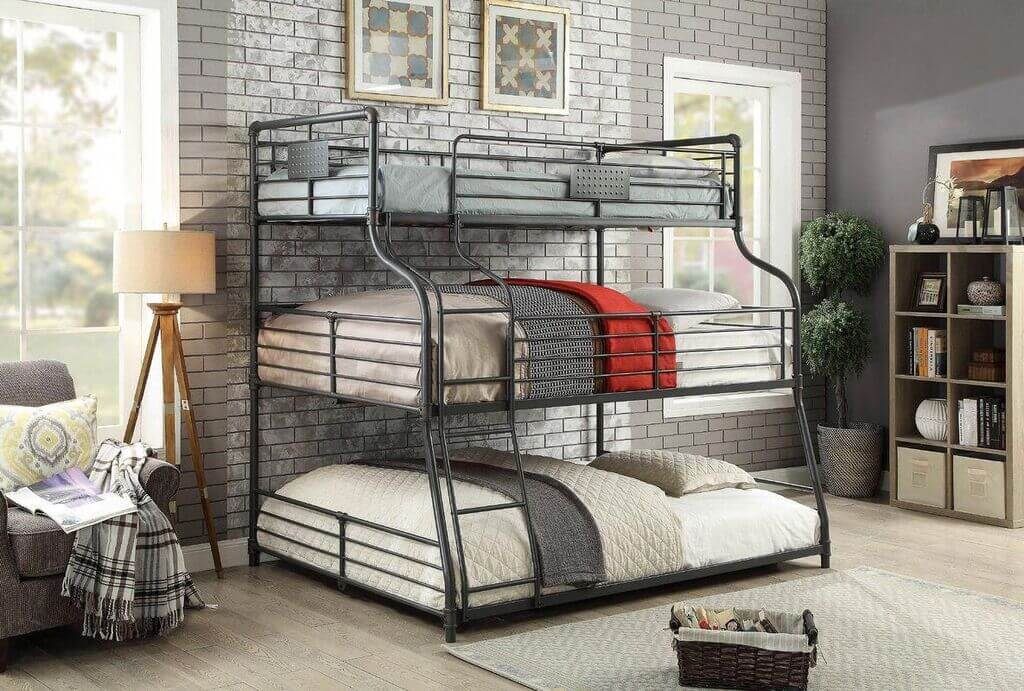 Know All About Triple Bunk Bed