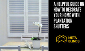 Decorate Your Room with Plantation Shutters