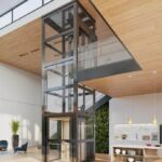 Home Elevator or Stairlift
