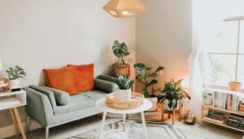 Pastel Living Rooms