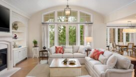 Living Room Space Ideas