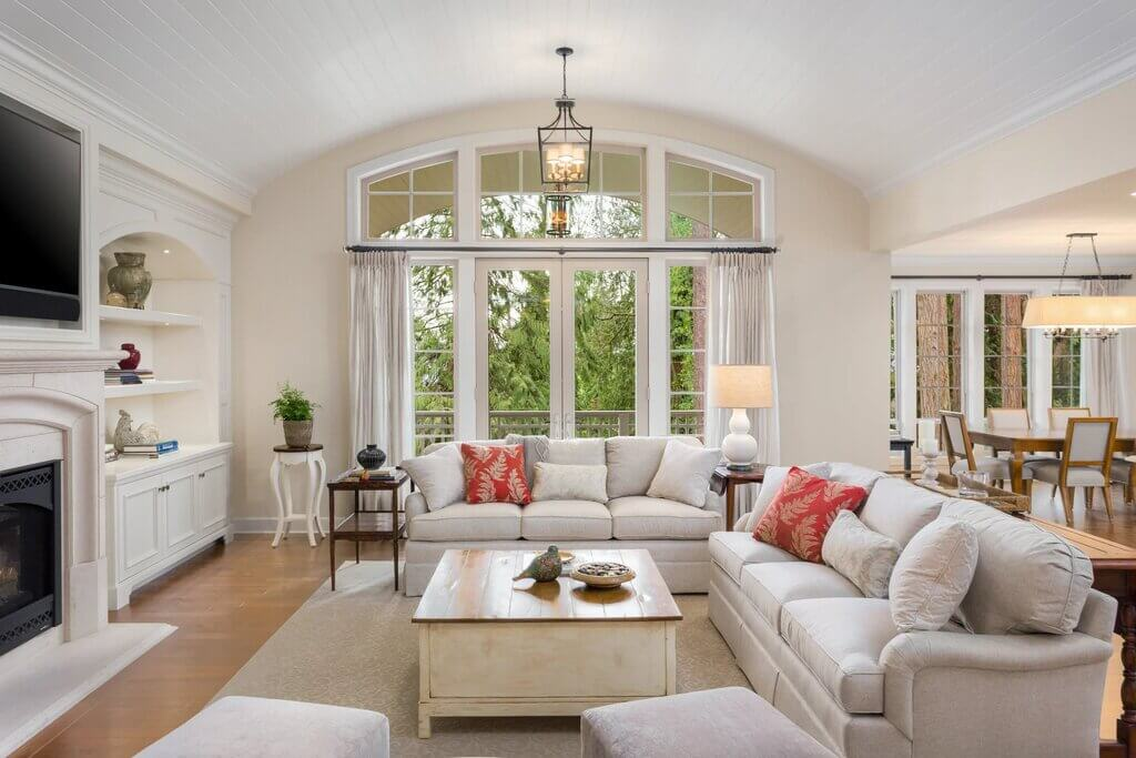 Welcome Autumn with These Top 5 Living Room Space Ideas