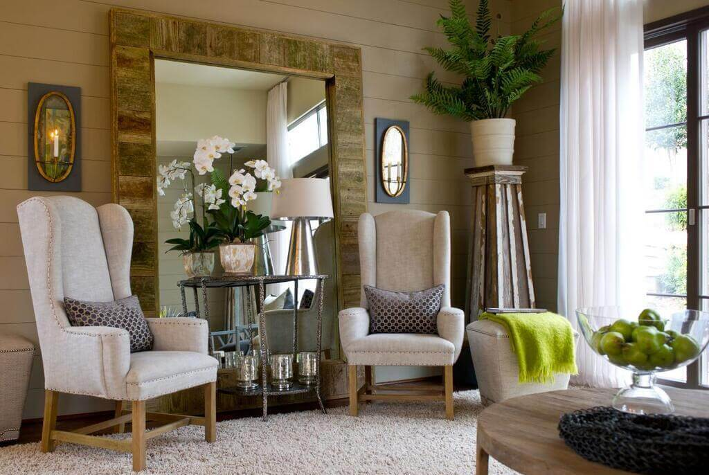 7 Ways a Mirror Can Visually Affect Your Living Area