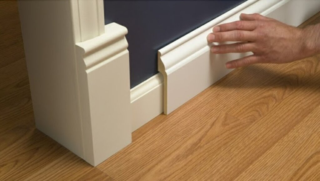 Trending & Affordable Baseboard Styles, Materials & Ideas
